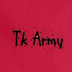 Tk Army - Adjustable Apron