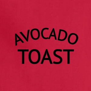 Avocado Toast - Adjustable Apron