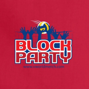 Block Party - Adjustable Apron