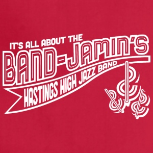 Hastings High Jazz Band - Adjustable Apron