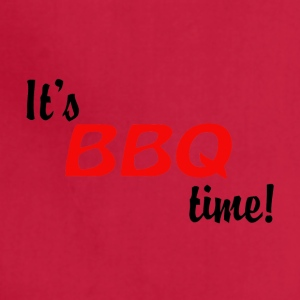 It s BBQ Time - Adjustable Apron