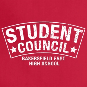 Student Council Bakersfield East High School - Adjustable Apron