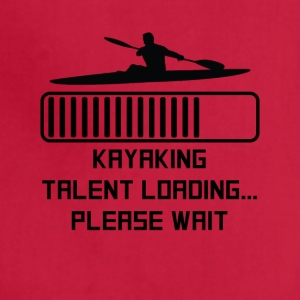 Kayaking Talent Loading - Adjustable Apron