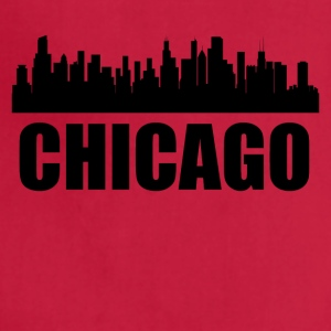 Chicago IL Skyline - Adjustable Apron