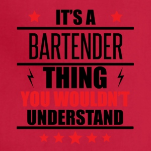 It's A Bartender Thing - Adjustable Apron