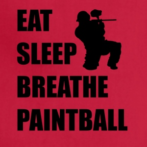 Eat Sleep Breathe Paintball - Adjustable Apron