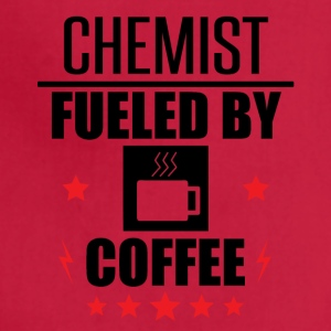Chemist Fueled By Coffee - Adjustable Apron