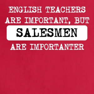 Salesmen Are Importanter - Adjustable Apron