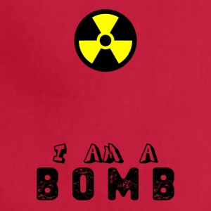 I AM A BOMB - Adjustable Apron
