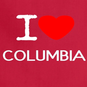 I LOVE COLUMBIA - Adjustable Apron