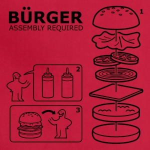 Assembly Required - Adjustable Apron