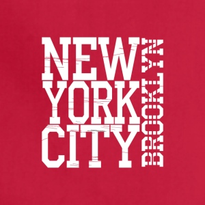 New York City Brooklyn - Adjustable Apron