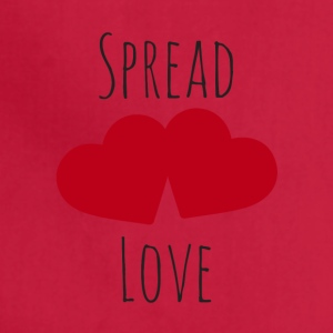 Spread love - Adjustable Apron