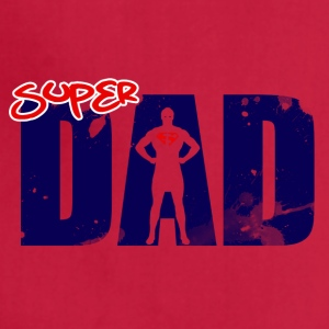 Super Dad - Adjustable Apron