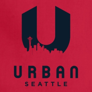 Urban Seattle - Adjustable Apron