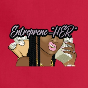 EntrepreneHER - Adjustable Apron