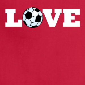 Soccer Love - Adjustable Apron