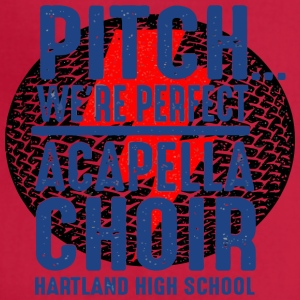 PITCH WE RE PERFECT ACAPELLA CHOIR HARTLAND HIGH S - Adjustable Apron