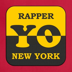 rapper new york - Adjustable Apron