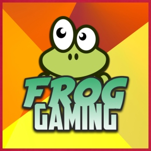 Frog Gaming Logo - Adjustable Apron