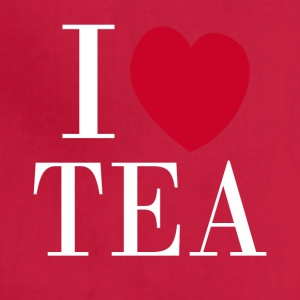 I love TEA - Adjustable Apron