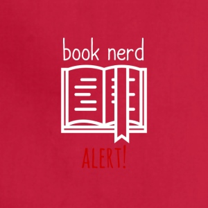 Book nerd alert - Adjustable Apron