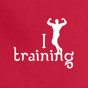 I love training - Adjustable Apron