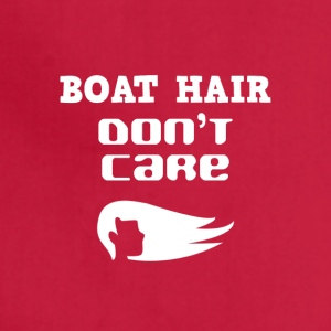 Boat hair don't care - Adjustable Apron