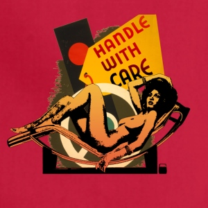 handle with care! - Adjustable Apron