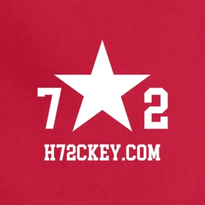 72Hockey com logo - Adjustable Apron