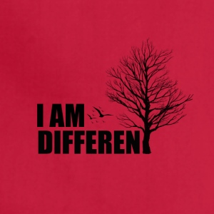 I am Different - Adjustable Apron