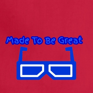 Made To Be Great - Adjustable Apron