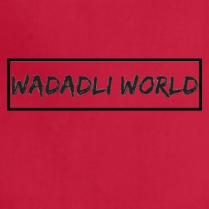 Wadadli World - Adjustable Apron