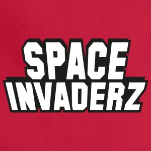 Space Invaderz - Adjustable Apron