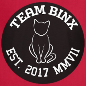 Team Binx - Adjustable Apron