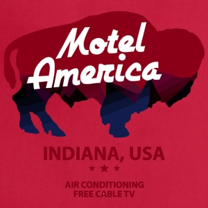 USA Motel Of America - Adjustable Apron