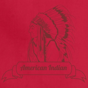 american_indian - Adjustable Apron