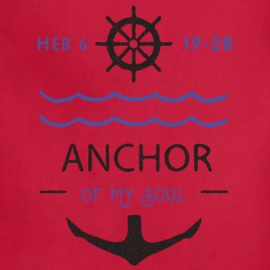 Anchor of the Soul - Adjustable Apron