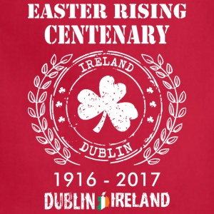 Easter Rising Centenary 1916 2017 Dublin Ireland - Adjustable Apron