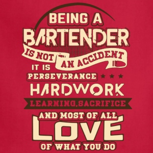 Bartender Shirt - Adjustable Apron