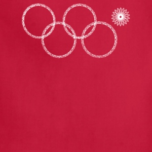 Sochi Olympic Ring Fail - Adjustable Apron