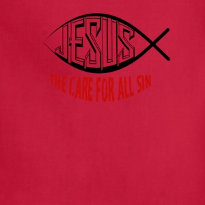 JESUS 1 - Adjustable Apron