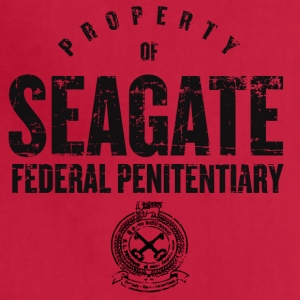 Seagate Federal Penitentiary - Adjustable Apron