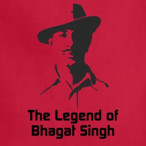 THE LEGEND OF BHAGAT SINGH - Adjustable Apron