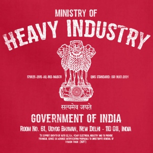 Ministry of Heavy Industry - Adjustable Apron