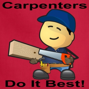 Carpenters Do It Best - Adjustable Apron