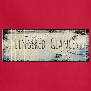 Lingered Glances - Adjustable Apron