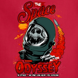 the space odyssey - Adjustable Apron