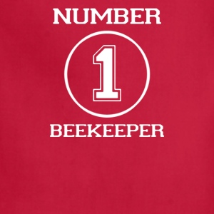 Number 1 Beekeeper - Adjustable Apron