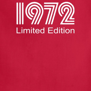 1972 Limited Edition - Adjustable Apron